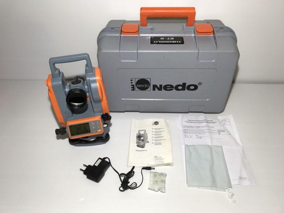 Nivela Optica Teodolit ET-5 Fabricație 2016