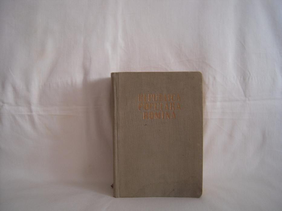 Vand atlas vechi 1960 , Republica Populara Romana.Raritate !