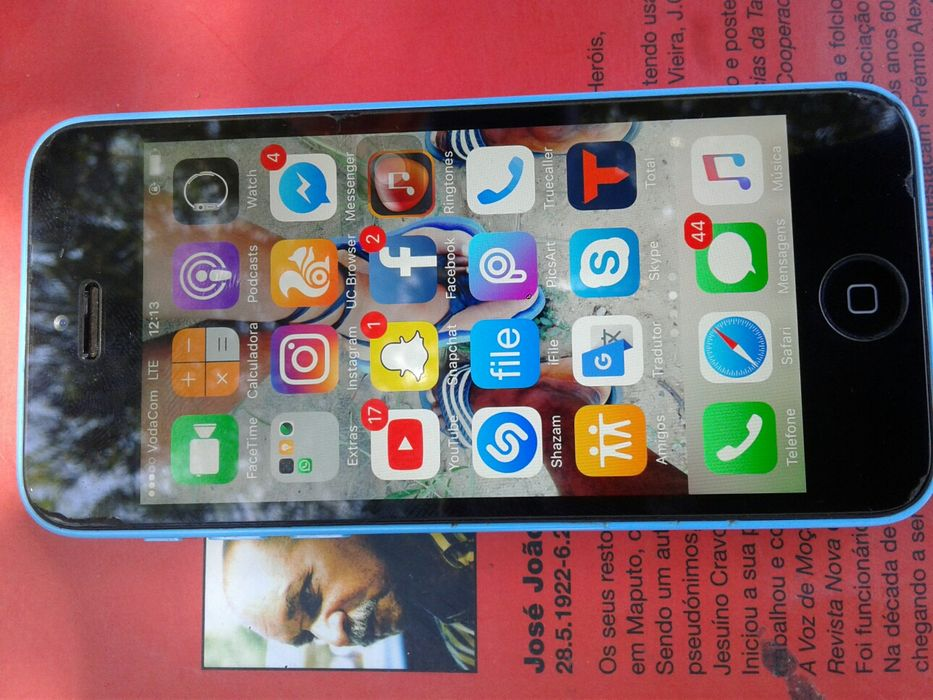 IPhone 5S a sair