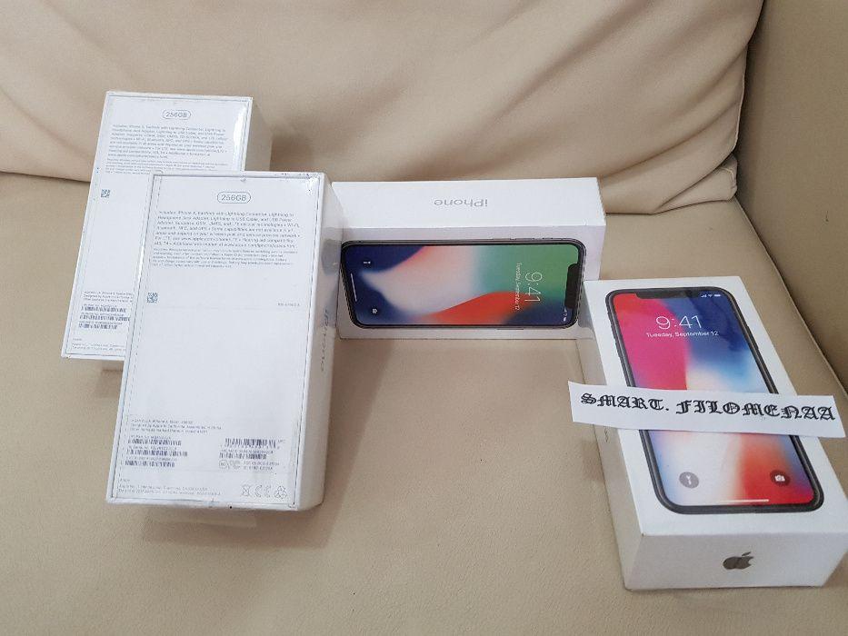 Iphone X de 256GB Selado