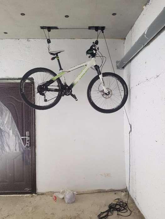 Suport Bicicleta Tavan - lift