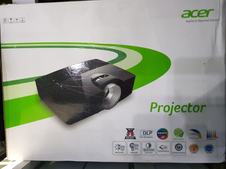 Projectores acer