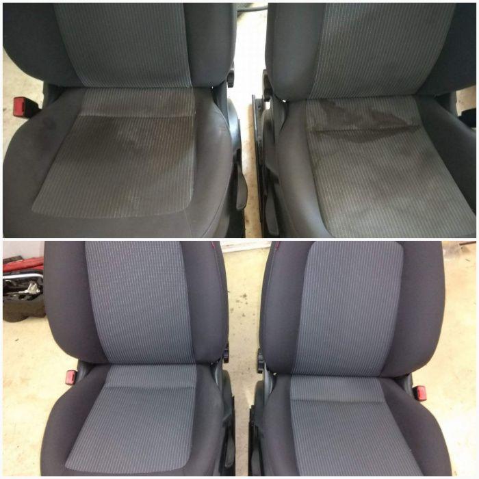Curatenie generala Curatat tapiterii auto scaune canapele fotolii etc