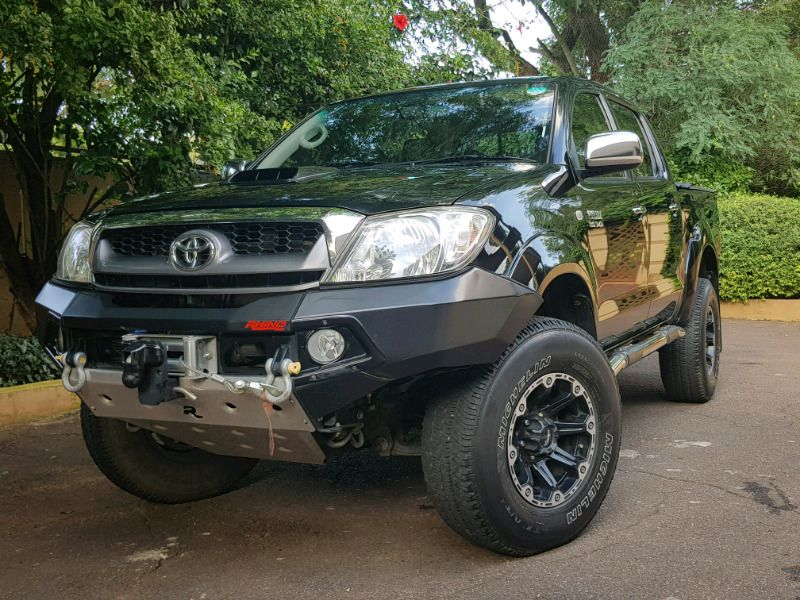 grahm Toyota Hilux pristine