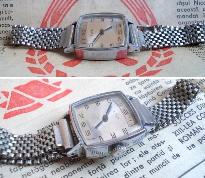 Ceas de dama LUCH, made in USSR, cal 1800 / II