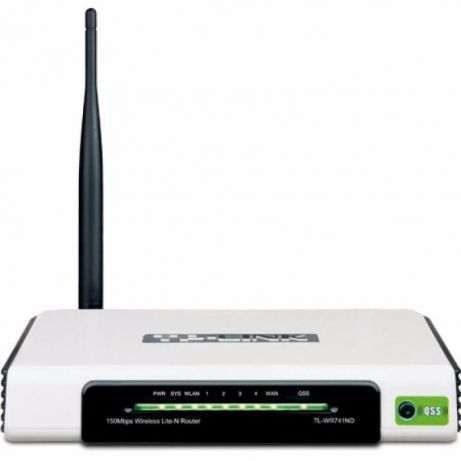 Router Wireless TP-LINK WR741ND 150 mbps