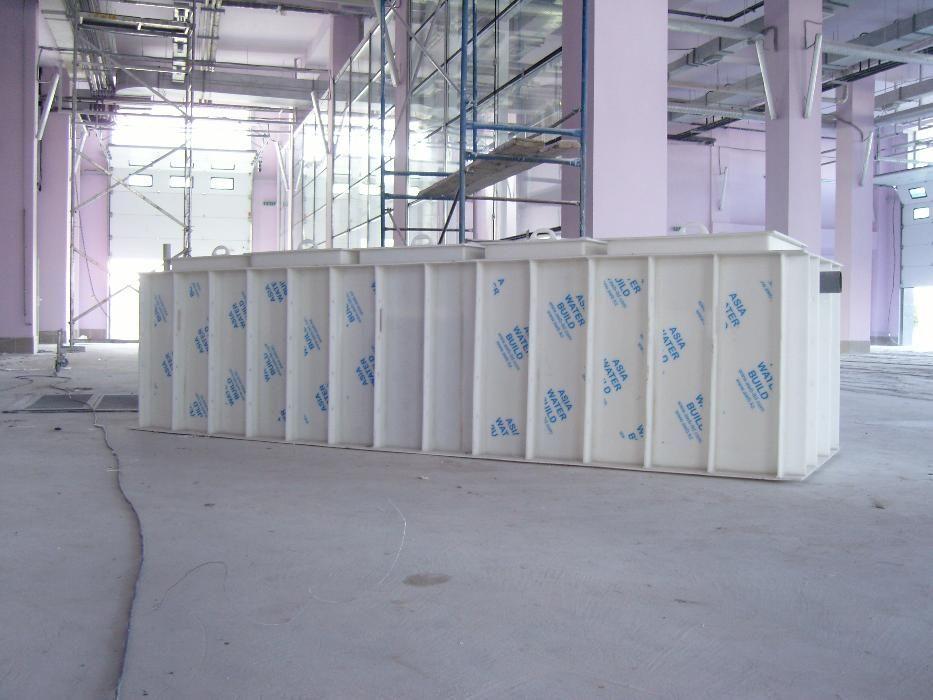 Установка оборотного водоснабжения для автомоек