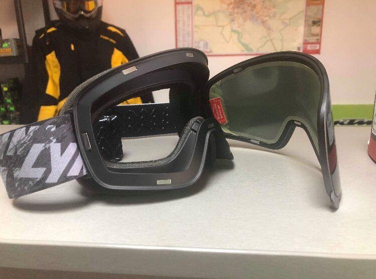 Ochelari SKI-DOO/LYNX Radien Goggles Beius - imagine 3