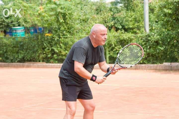 Уроци по тенис на корт