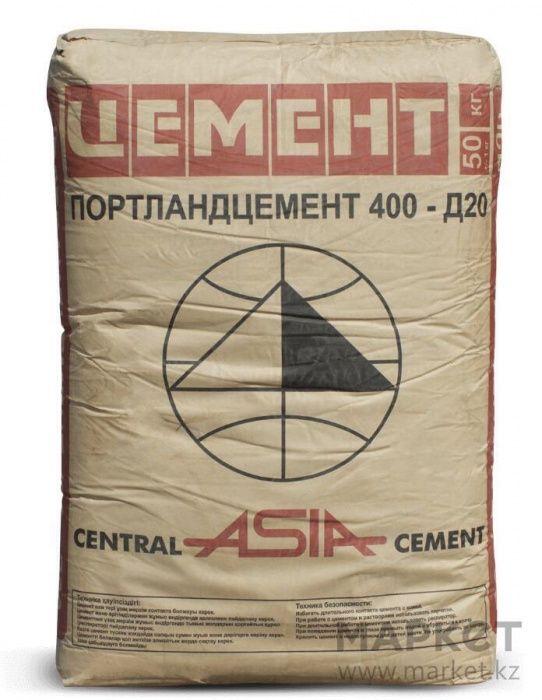 Цемент песок балласт отсев