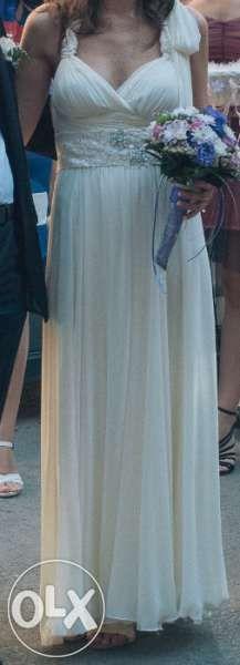 Бална абитюрентска / Свадбена (булчинска) рокля