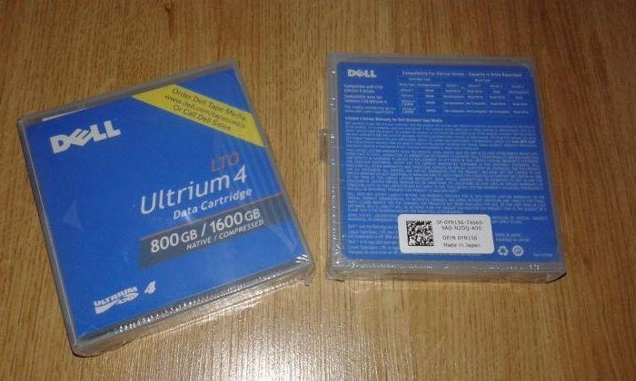Unitati de stocare date Dell LTO Ultrium 4 Data Cartrige