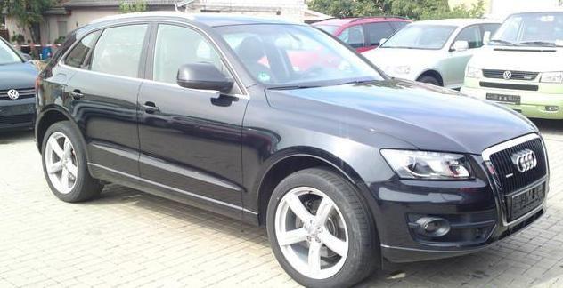 Audi Q5 2.0TDI на части 2010