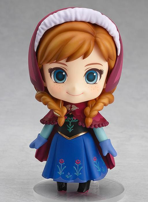 Frozen Nendoroid Anna by Good Smile Company (fig Anna + Olaf)