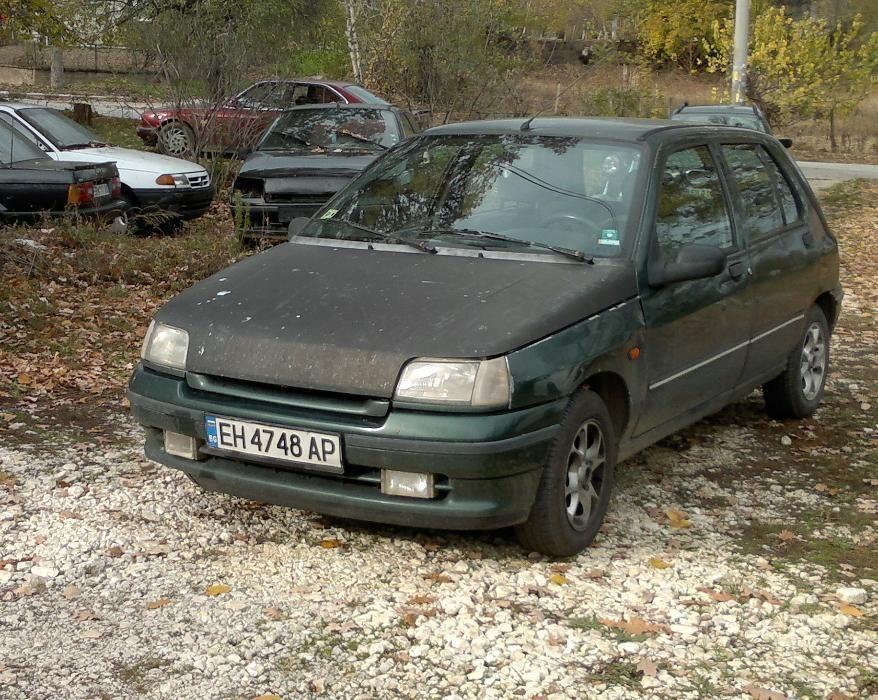 Renault Clio, 1.4i, 1994, на части