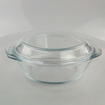 pirex de vidro