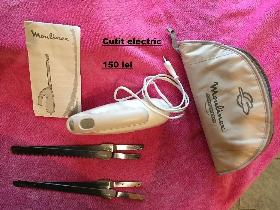 Cutit electric , MOULINEX.