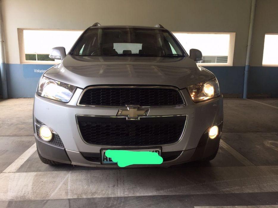 Chevrolet | Captiva | 2013 | Automático | Gasolina | 3.0cc | 4×4
