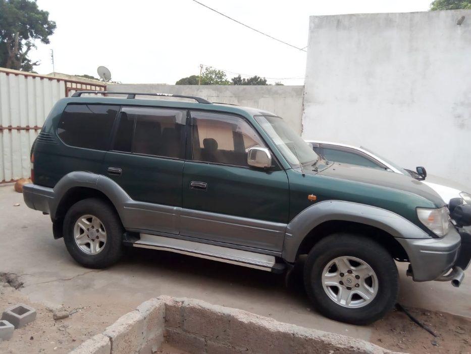 Toyota Prado Bairro do Mavalane - imagem 3