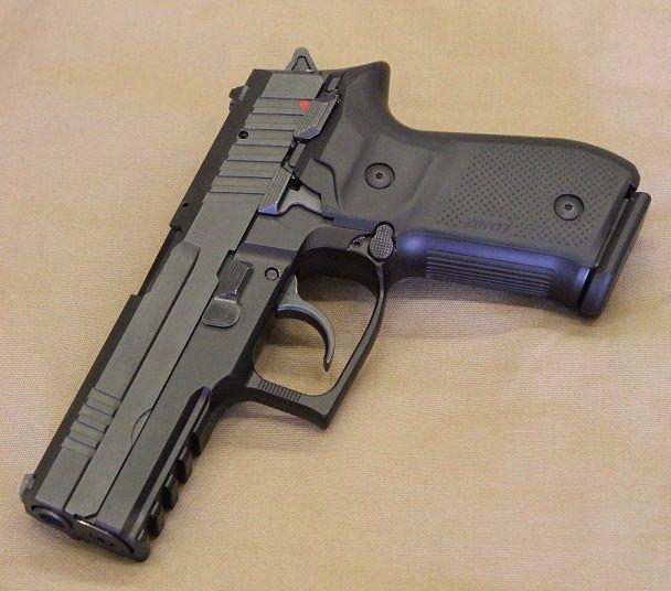 Pistol Airsoft DIN FIER *Arc Modificat*Manual spring metal FARA PERMIS