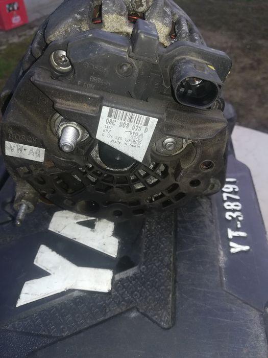 Alternator golf5 1.6 FSI