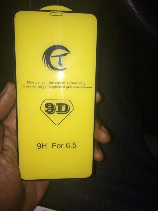 Protector de Vidro resistente para iPhone XS , XS Max