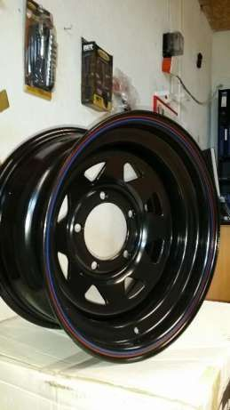 Jante otel Off Road noi 16x8 5x127 ET -25 Jeep Grand Cherokee