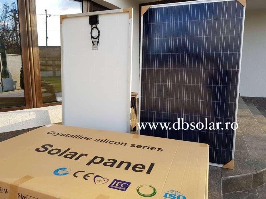 PANOURI SOLARE POLICRISTALINE 260W NOI fotovoltaice curent panou 24V‼️ Bucuresti - imagine 2