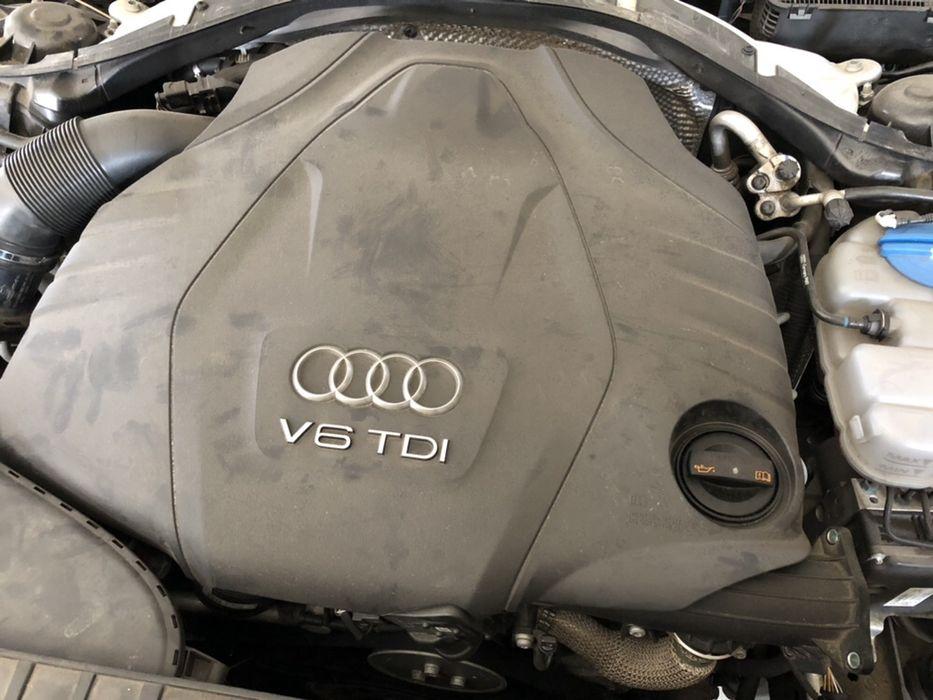 Motor Audi A4 A5 A6 A7 A8 3.0 Tdi Cod CLAB