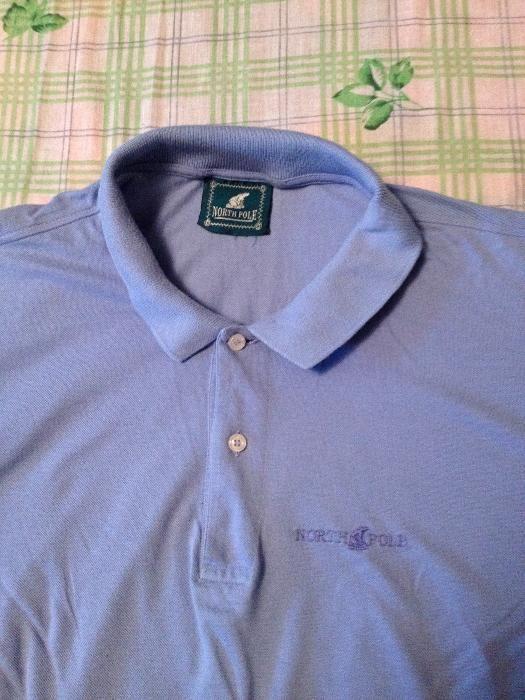 Vând polo-shirt, t-shirt,camasi,XXL,brand-uri cunoscute,stare f.buna