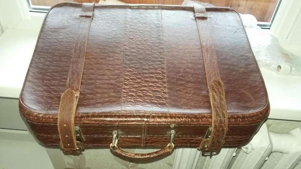 чемодан - 300% кожа