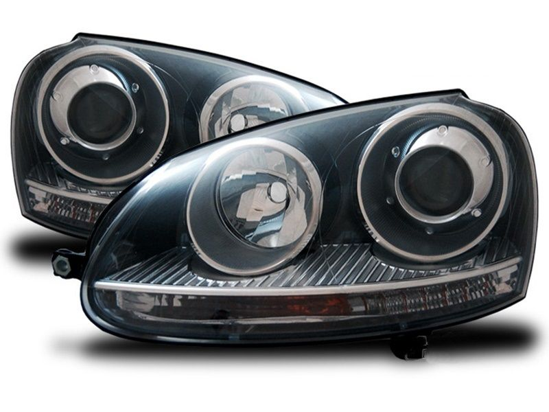 Faruri VW Golf 5 Jetta GTI Lupa DEPO