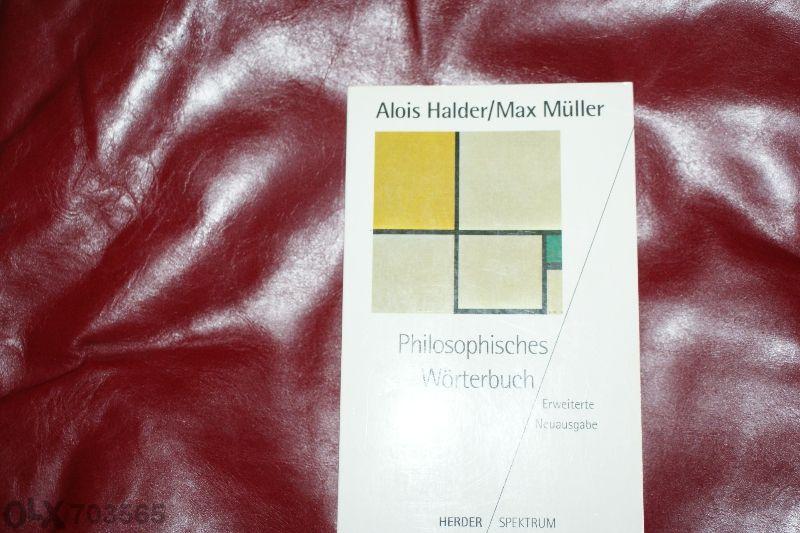Философски речник на немски език