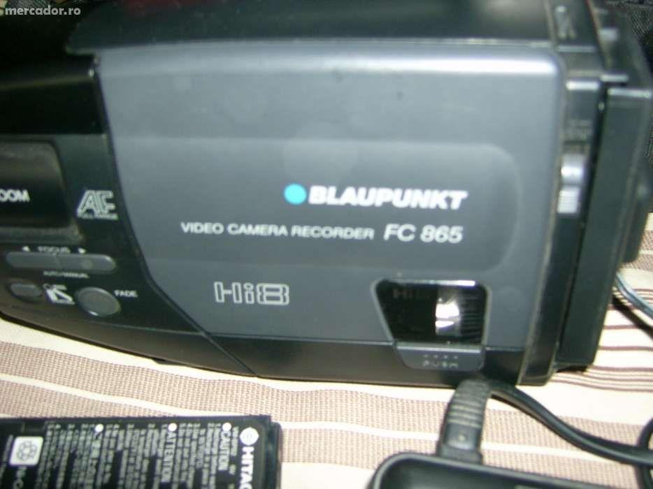 Camera video BLAUPUNKT FC865 defecta