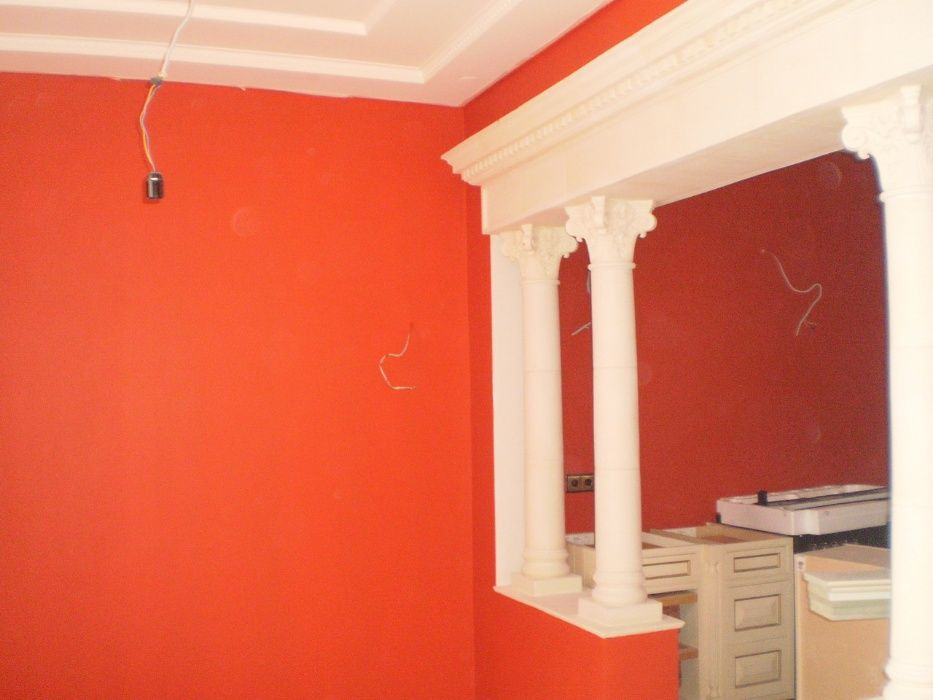 Покраска стен, малярные работы, косметический ремонт, обклейка обоев Астана - изображение 4