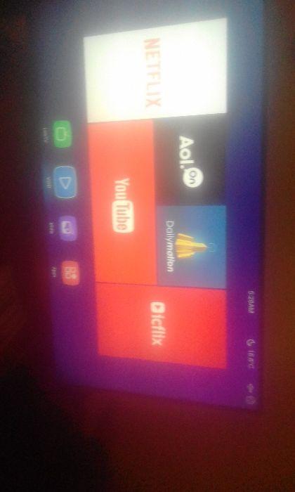 Hisense 50 polegadas Smart Tv ultra HD 4k modelo 50k321UW