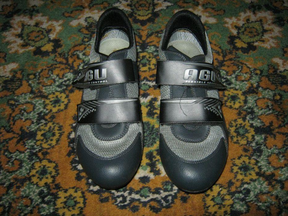 Pantofi SPD AGU cu placuta - marime 40, femei