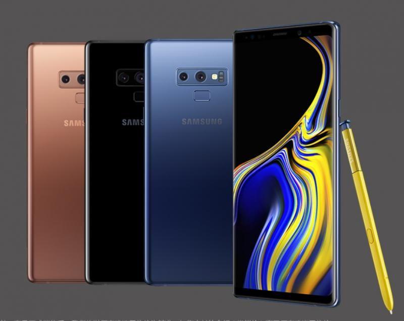 Samsung Galaxy note 9 128gb. Selado, novo na caixa.C/garantia.Promoção