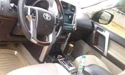 Toyota Prado TXL Golfe - imagem 5