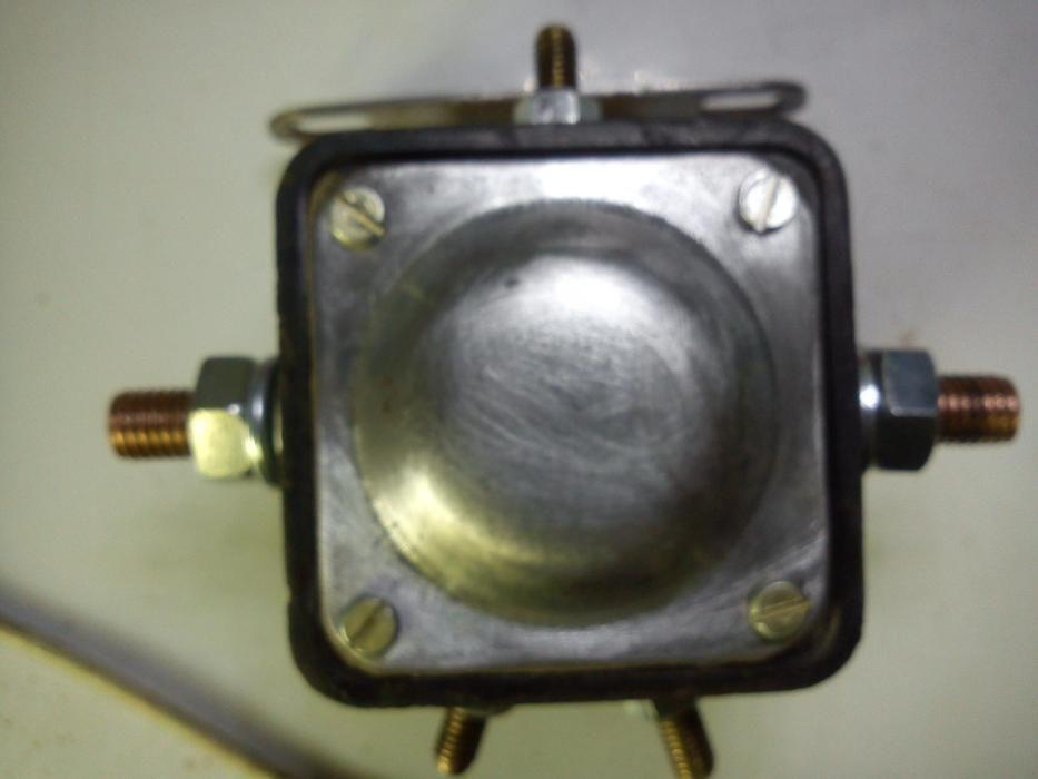 Contactor electric 12V 200A