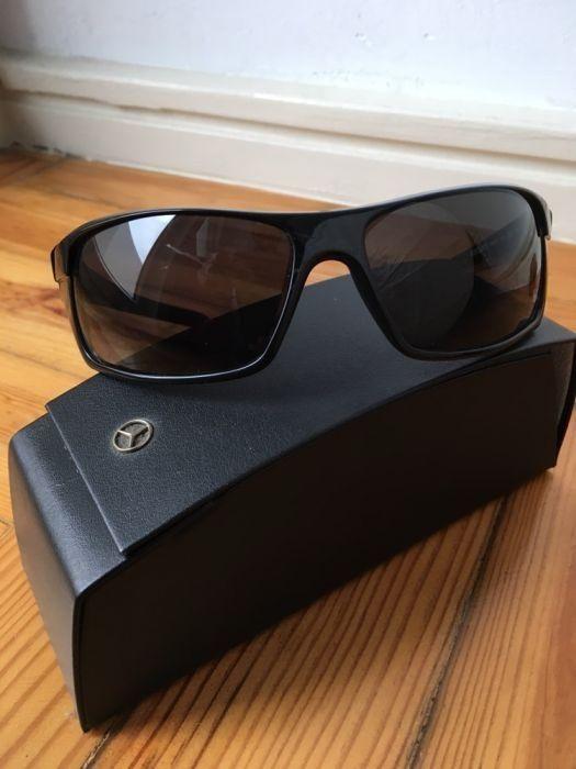 Vendo óculos de sol da Mercedes Benz