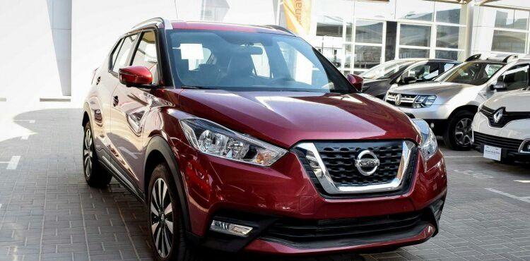 Nissan kickes Avenda