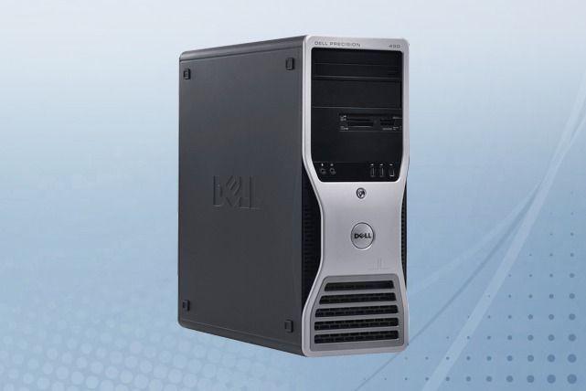 Statie Grafica HP XW6400 Dell Precision 490 Workstations