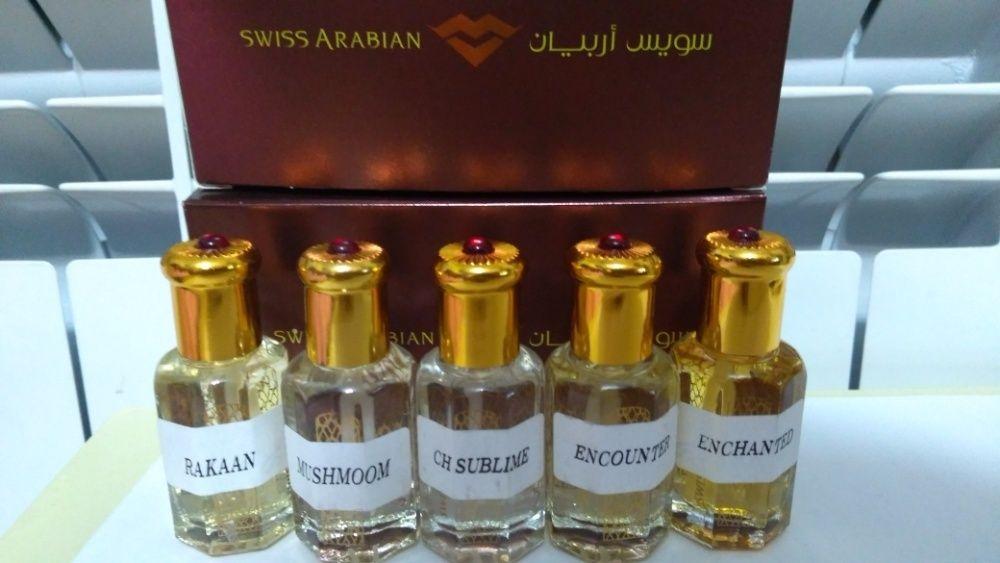 масляный парфюм Swiss Arabian