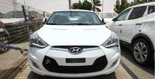 Hyundai Veloster (0.klm)