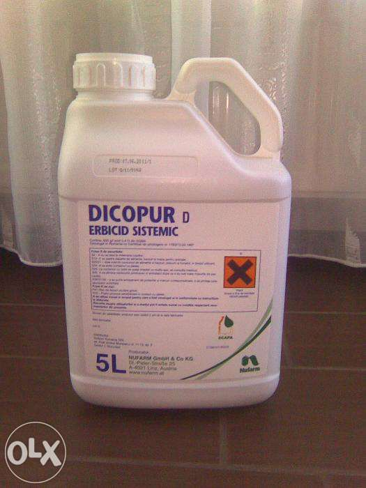 Dicopur D erbicid