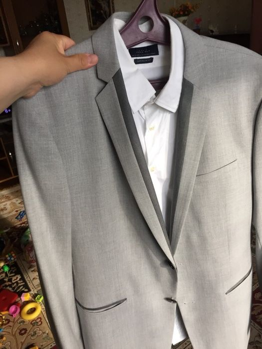 Продам мужской костюм от ZARA размер 50