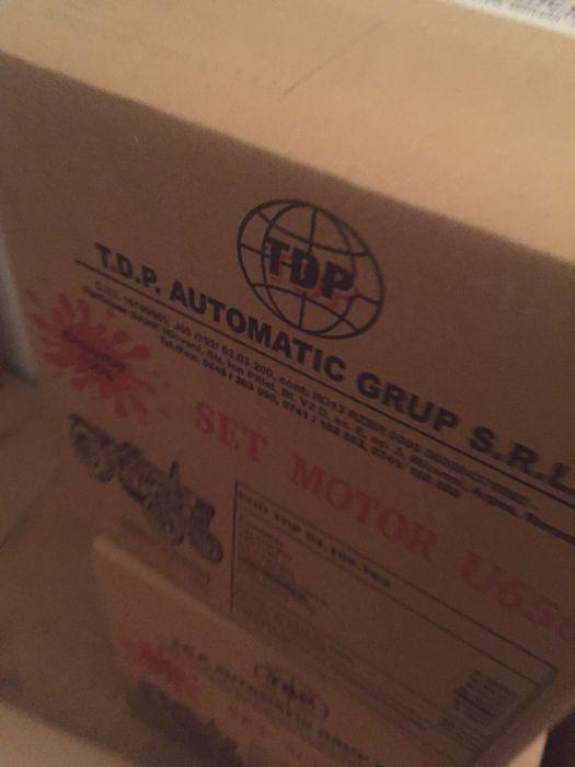set motor TRACTOR/u650/u445/RABA/SAVIEM