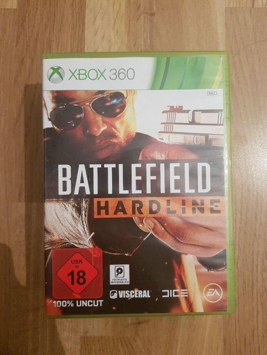 Vand Battlefield Hardline - Xbox 360