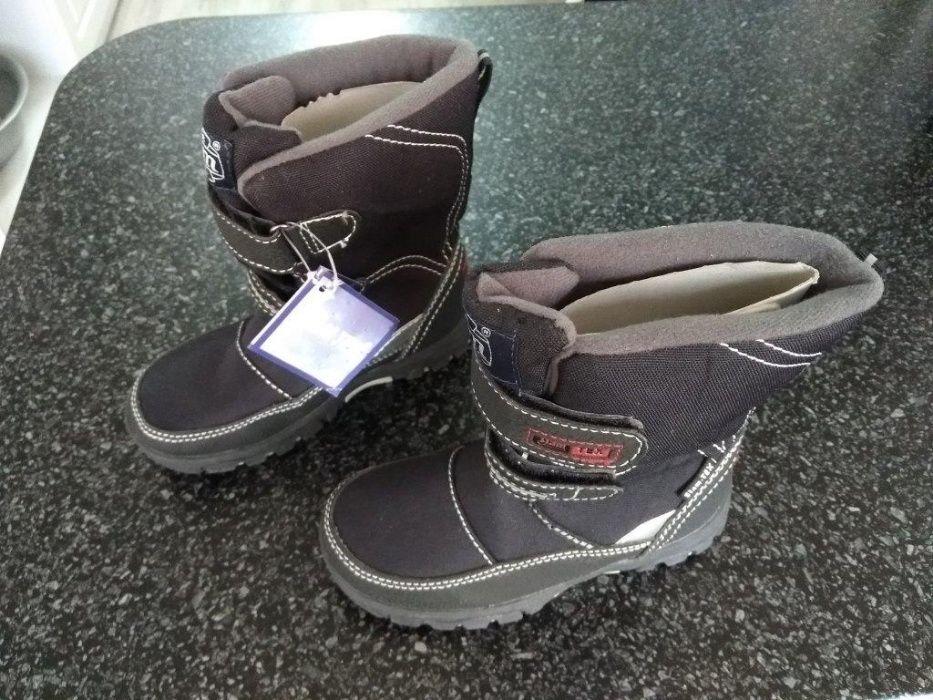 Детская зимняя обувь